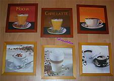 Dekorácie - Kávičkové obrázky  - 4567661_