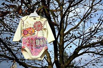 Detské oblečenie - Ťahák pre čerstvého tatka F. - 4567235_
