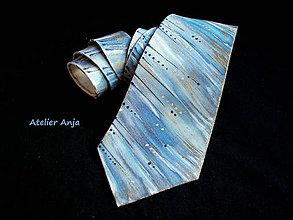 Doplnky - Hodvábna kravata na mieru - 4566029_