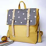 Batohy - Aktovkový batoh (star) - 4568499_