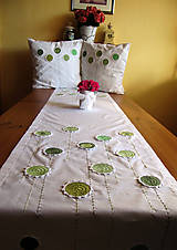 Úžitkový textil - ide sa po zelenej... :) - 4570442_