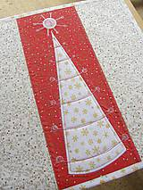 Úžitkový textil - Vianočné prestieranie No.6 :) - 4568093_