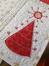 Úžitkový textil - Vianočné prestieranie No.6 :) - 4568122_