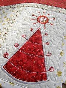 Úžitkový textil - Vianočné prestieranie No.6 :) - 4568094_