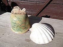 Dekorácie - Rybie zvonenie - 4574188_