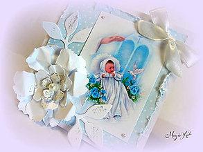 Papiernictvo - Pokrstiť sa idem dať :) - 4574484_