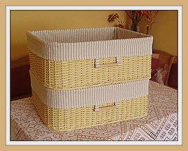 Košíky - Košík Erika - 4573124_