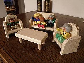 Hračky - Nábytok pre bábiky - 4576468_