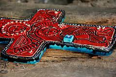 Socha - Slovanský kríž - 4578797_