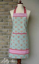 Úžitkový textil - set rukavica + chňapka Anna - 4579339_