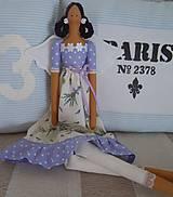 Bábiky - Vôňa levandule - 4576982_