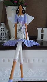Bábiky - Vôňa levandule - 4576985_