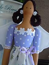Bábiky - Vôňa levandule - 4576986_