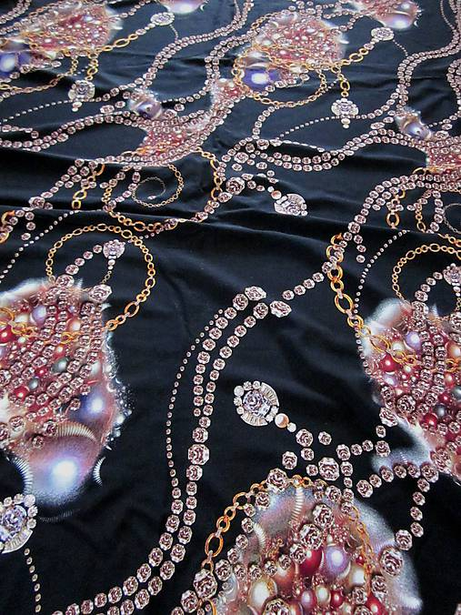 fa7a0c40cd0e Úplet Digital Print   ZoeFabrics - SAShE.sk - Handmade Textil