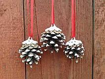 Vianoce - šišky... - 4579120_
