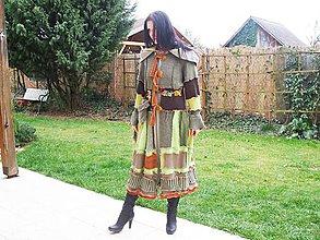 Kabáty - LEL zelená je tráva - 4583652_