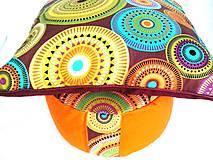 Úžitkový textil - Pohánkový Podsedák + Vankúš - 4584033_