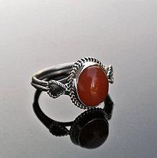 Prstene - Karneol ring II - 4586151_