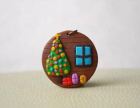 Náhrdelníky - Pod vianočným stromčekom - 4586333_
