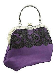 Kabelky - Spoločenská kabelka dámská 11052A - 4585049_