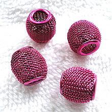 Korálky - Drôtená 12mm-1ks - 4586983_