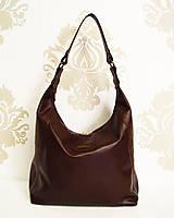 - Kožená kabelka Leanka II.