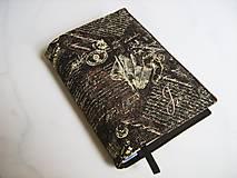 Ze starých letopisů II. - obal na knihu,diář...