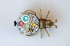 Odznaky/Brošne - Avalon Beetle - 4587747_