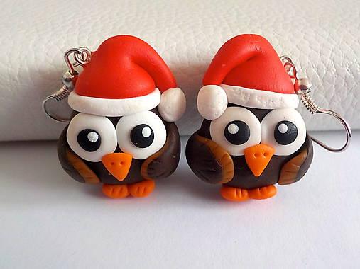 vianočné sovičky