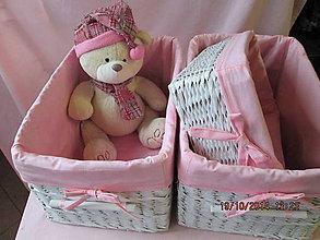 Košíky - KATKA  I-baby box - 4592938_