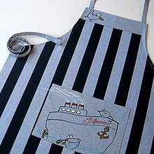 Iné oblečenie - TITANIC - zástěra - 4595124_