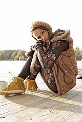 """Nohavice - termo oblečenie """"Ľudovkár"""" black - 4599714_"""