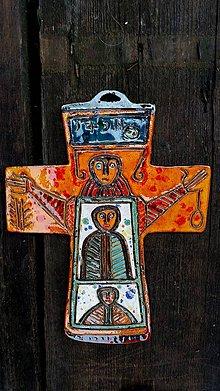 Socha - Slovanský kríž - 4602233_