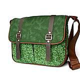 Kabelky - Amelia (zelená) - 4601122_