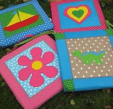 Textil - trošku farieb :-) - 4604267_