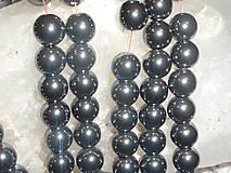 - Hematit čierny 10mm - 4604815_