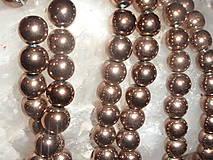 Minerály - Hematit medený 10mm - 4604898_