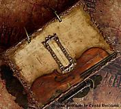 Papiernictvo - Krásna hudba pán kráľ......to sú tóny života/ posledný kus (Diár smotanové strany/ banán zvnútra/ 1 deň/ 1 strana) - 4604099_