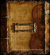 Papiernictvo - Krásna hudba pán kráľ......to sú tóny života/ posledný kus (Diár smotanové strany/ banán zvnútra/ 1 deň/ 1 strana) - 4604288_