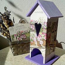 Pomôcky - Domček na čaj Les Fleurs - 4604179_