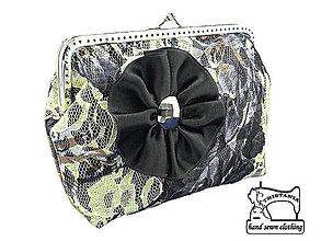 Kabelky - Spoločenská  dámská kabelka  0465A - 4608711_