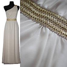 4df463644653 Šaty - Spoločenské šaty v antickom štýle - 4608119