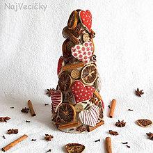 Dekorácie - Voňavý Vianočný Stromček - 4607439_