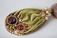 Náhrdelníky - Colors of India O.O.A.K. - 4606120_