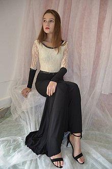 Šaty - spoločenské šaty z dielne COCCOMO - 4611826_