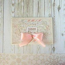 Papiernictvo - Pohľadnica vianočna - 4611036_