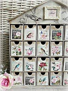 Krabičky - My lovely home šperkovnica - 4612550_