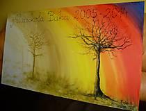Obrazy - Strom múdrosti ( tablo alebo obraz ) - 4612573_