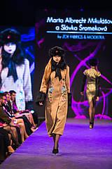 Kabáty - Maľovaný kašmírový kabát - 4612848_