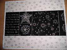 Úžitkový textil - Vánoční prostírání - 4617969_